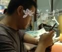紫砂壶工艺师图片:李彦雄 - 宜兴紫砂壶网