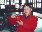 紫砂壶工艺师图片:蔡一强 - 宜兴紫砂壶网
