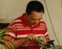 紫砂壶工艺师图片:王孝新 - 宜兴紫砂壶网