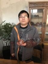 紫砂壶工艺师图片:潘静超 - 宜兴紫砂壶网