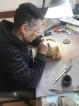 紫砂壶工艺师图片:子陶 - 宜兴紫砂壶网