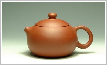 紫砂壶图片:清水泥西施 - 宜兴紫砂壶网