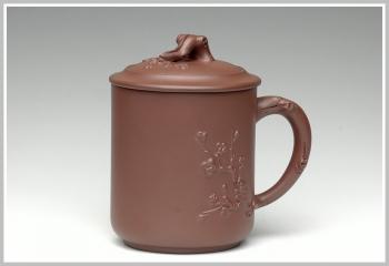 紫砂壶图片:梅花杯 - 宜兴紫砂壶网