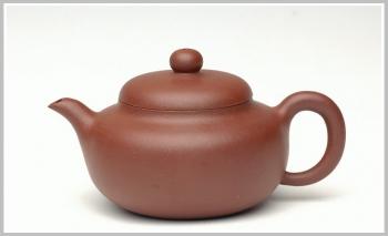 紫砂壶图片:全手鹤灵 - 宜兴紫砂壶网