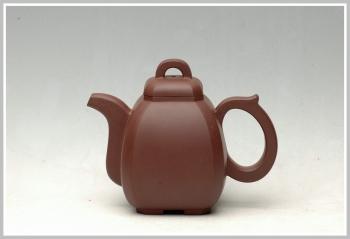 紫砂壶图片:小福壶 - 宜兴紫砂壶网