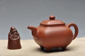 紫砂壶图片: 难度极大 单片身桶拍打 气势磅礴 精工典范 全手传炉 - 宜兴紫砂壶网