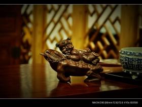 紫砂壶图片:精品重器 刘海戏金蟾 - 宜兴紫砂壶网