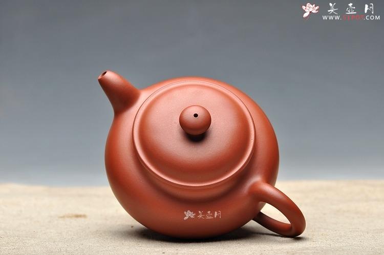 紫砂壶图片:婉约秀气  曲峰味道 全手工仿古 - 宜兴紫砂壶网