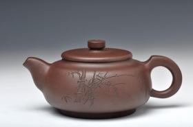 紫砂壶图片:扁福 - 宜兴紫砂壶网