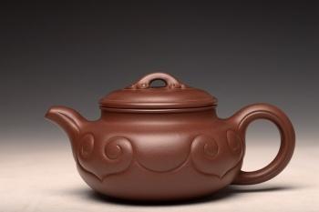 紫砂壶图片:饱满大气 精工典范  称心如意 壶中贵妃 - 宜兴紫砂壶网