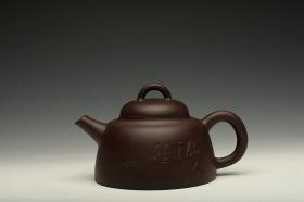 紫砂壶图片:美壶特惠 仙人之供 摹古清代金钟 茶人最爱~ - 宜兴紫砂壶网