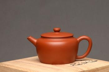 紫砂壶图片:超级实用精品~ 赵庄朱泥之小桑园 - 宜兴紫砂壶网