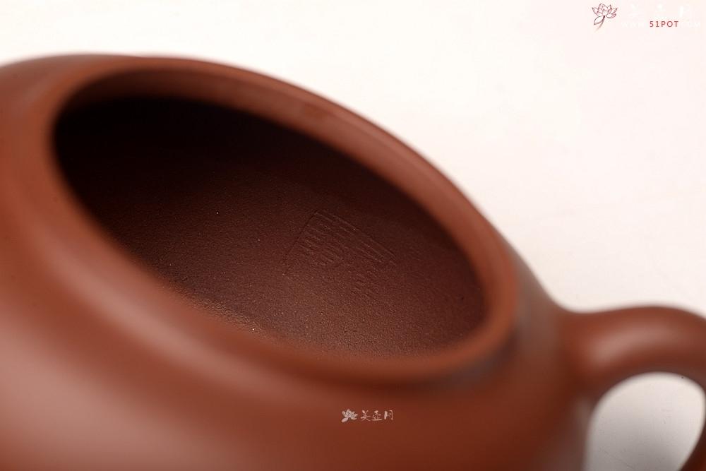 紫砂壶图片:于洪霞丙申夏全手作品 饱满圆润 率真线韵~ 做工精致 怡圆套组 - 宜兴紫砂壶网