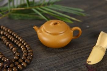 紫砂壶图片:丙申年冬 可人全手工风古 - 宜兴紫砂壶网