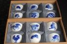 紫砂壶图片:十二生肖景德镇主人杯 送礼自用两相宜 - 宜兴紫砂壶网