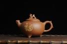 紫砂壶图片:美壶特惠 金鸡纳福 寓意吉祥富贵 - 宜兴紫砂壶网