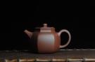 紫砂壶图片:全手工六方巨轮 - 宜兴紫砂壶网