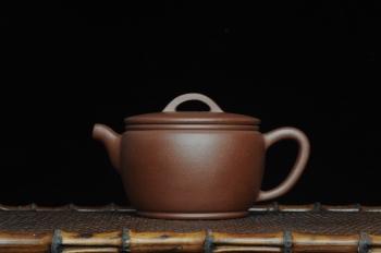 紫砂壶图片:美壶特惠 优质紫泥汉瓦 大口实用 做工精致 - 宜兴紫砂壶网
