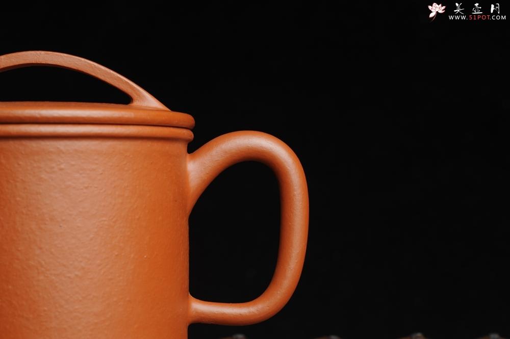 紫砂壶图片:优质赵庄朱泥 精品全手工汉瓦 端庄秀雅 大口实用 出水暴爽 - 宜兴紫砂壶网