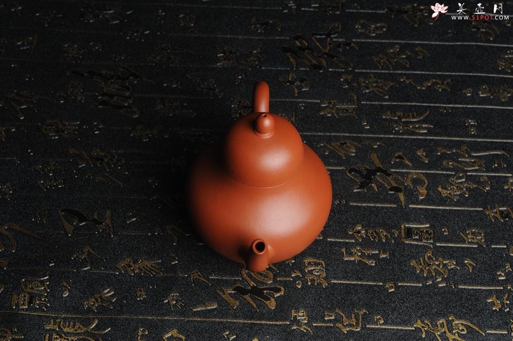 紫砂壶图片:端庄秀雅 精致全手工思亭壶  - 宜兴紫砂壶网