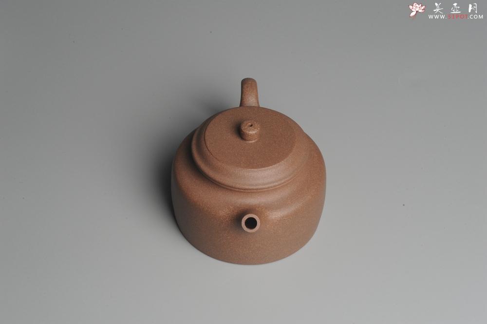 紫砂壶图片:美壶特惠 老段泥德中 做工精致 茶人醉爱 - 宜兴紫砂壶网
