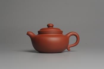 紫砂壶图片:美壶特惠 精致小仿古 茶人醉爱 养后温润如玉 - 宜兴紫砂壶网