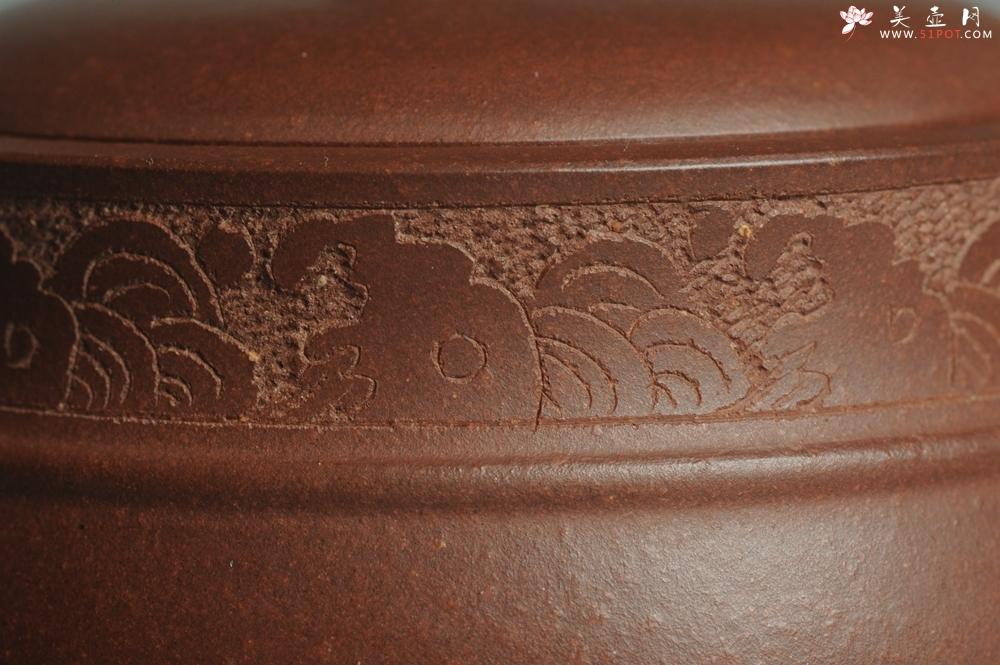 紫砂壶图片:美壶特惠 精致玉带瑞狮壶 - 宜兴紫砂壶网