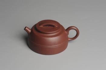 紫砂壶图片:美壶特惠 精致玉带壶 - 宜兴紫砂壶网