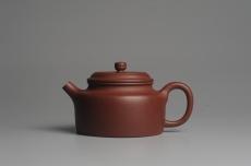 紫砂壶图片:美壶特惠 优质红拼泥经典大亨德中 茶人醉爱 - 宜兴紫砂壶网