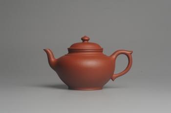 紫砂壶图片:美壶特惠 老清水泥精致笑樱壶 - 宜兴紫砂壶网