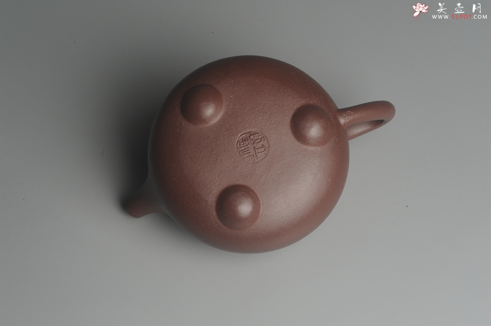 紫砂壶图片:美壶双11特惠 经典平盖小石瓢 满瓢(景舟石瓢)泥料特好 做工灰常精致 - 宜兴紫砂壶网