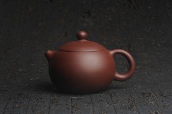 紫砂壶图片:美壶特惠 精工小品西施 茶人醉爱 - 宜兴紫砂壶网