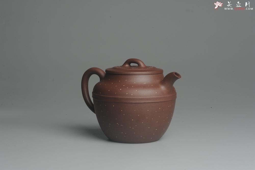 紫砂壶图片:美壶双11特惠 精工铺砂镜瓦 茶人醉爱 - 宜兴紫砂壶网