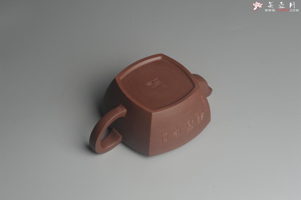 紫砂壶图片:美壶年底特惠 精工卧虎藏龙壶 难度大 茶人醉爱 - 宜兴紫砂壶网