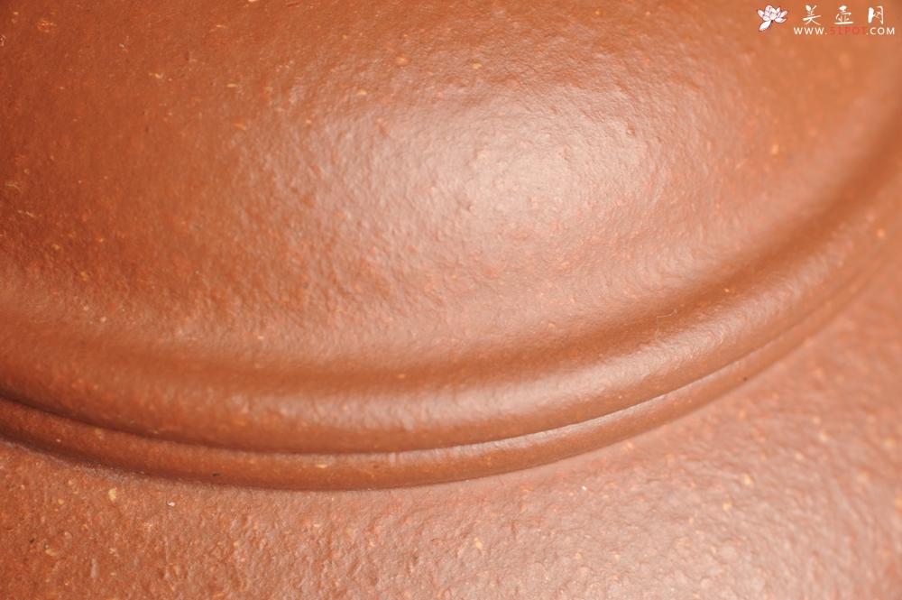 紫砂壶图片:美壶特惠 潜力股殷老师全手工特好降坡泥水平壶 茶人醉爱 - 宜兴紫砂壶网