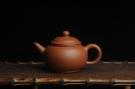 紫砂壶图片:美壶特惠 潜力股殷老师全手工特好降坡泥小水平壶 茶人醉爱 - 宜兴紫砂壶网
