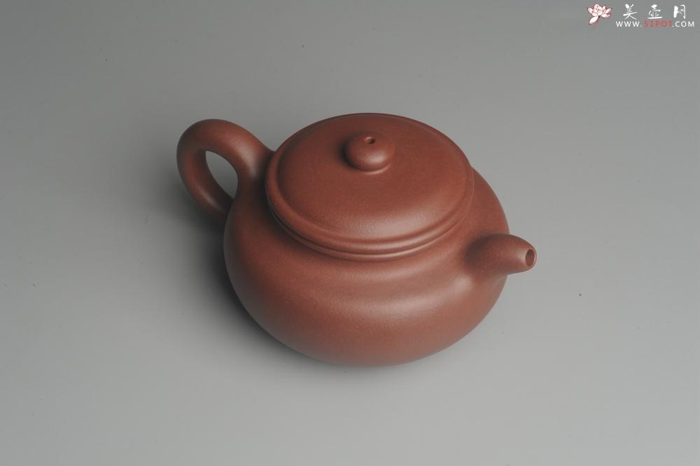 紫砂壶图片:油润底曹青 全手工仿古 深得老味 做工特好 - 宜兴紫砂壶网