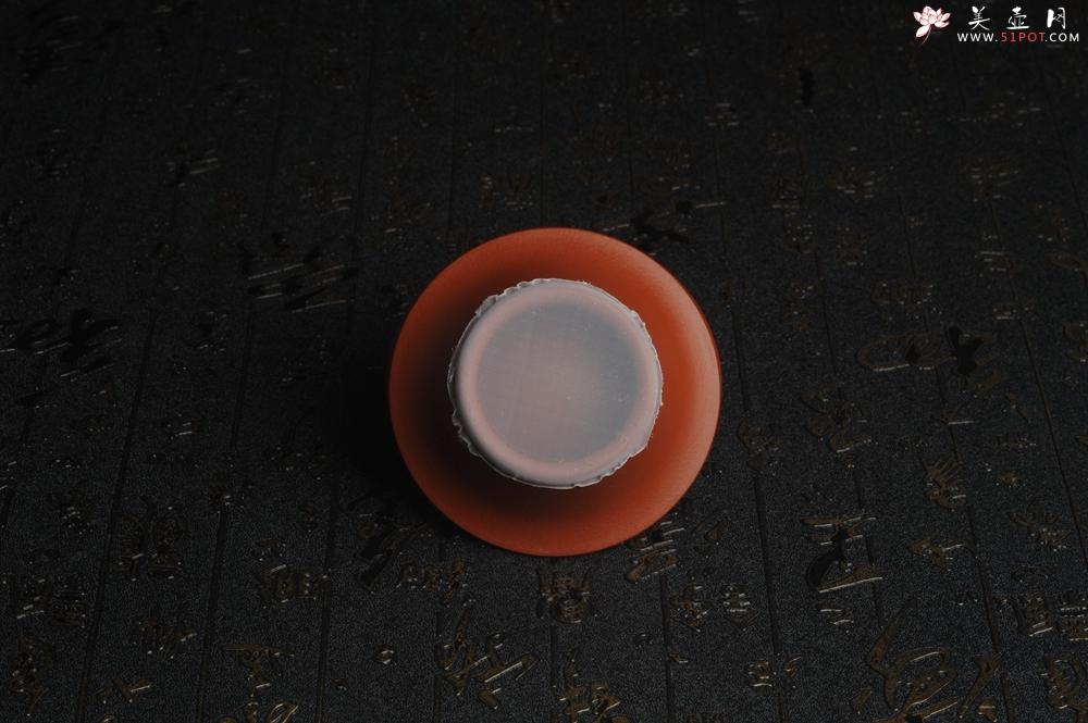紫砂壶图片:特惠精致朱泥茶漏  底部直径4.5cm顶部直径8cm 适合口径大于5cm小于7cm的公道杯 茶人醉爱 - 宜兴紫砂壶网