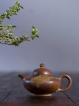 【已结缘】段泥柴烧华颖壶 春山一路鸟空啼 特文气 茶人醉爱-宜兴紫砂壶网