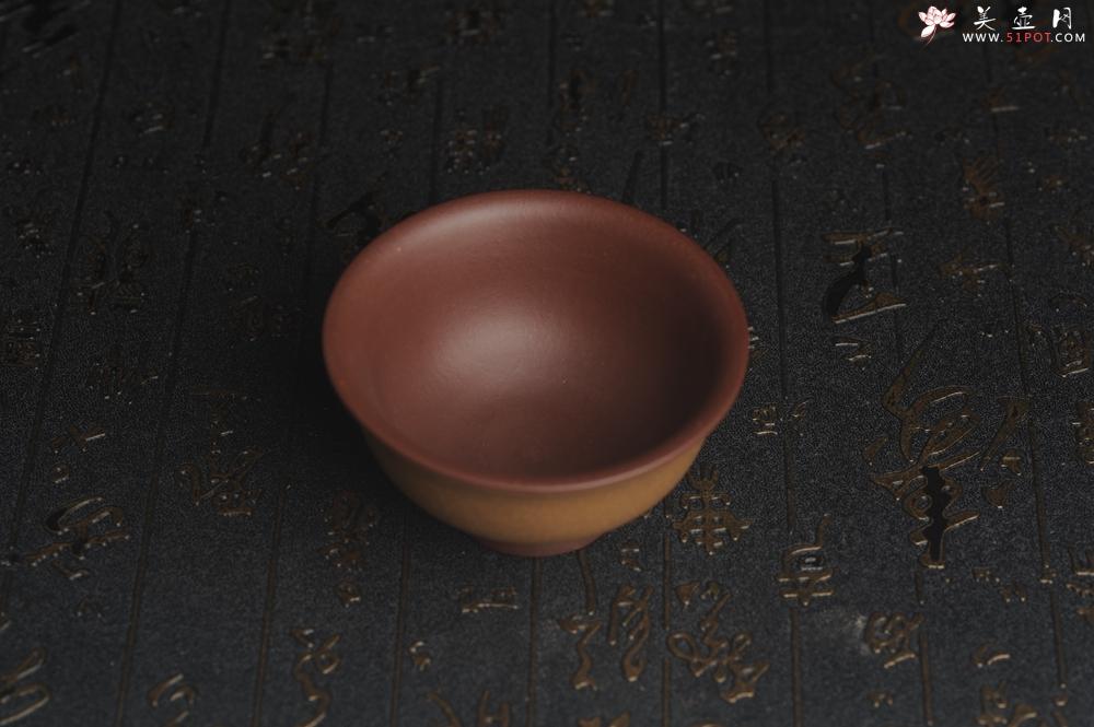 紫砂壶图片:美杯特惠 精品好泥好工厚实主人杯 压手杯 - 宜兴紫砂壶网
