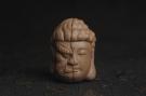 紫砂壶图片:美宠特惠 回馈壶友 精致青段泥是佛是魔 一念之间 手把件茶宠高5.8cm宽4.5cm左右 - 宜兴紫砂壶网