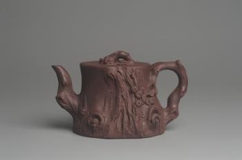 紫砂壶图片:实力精品全手工松桩 肌理丰富 越品越有味道 壶好的不要不要的 眼力好的速度下手 - 宜兴紫砂壶网