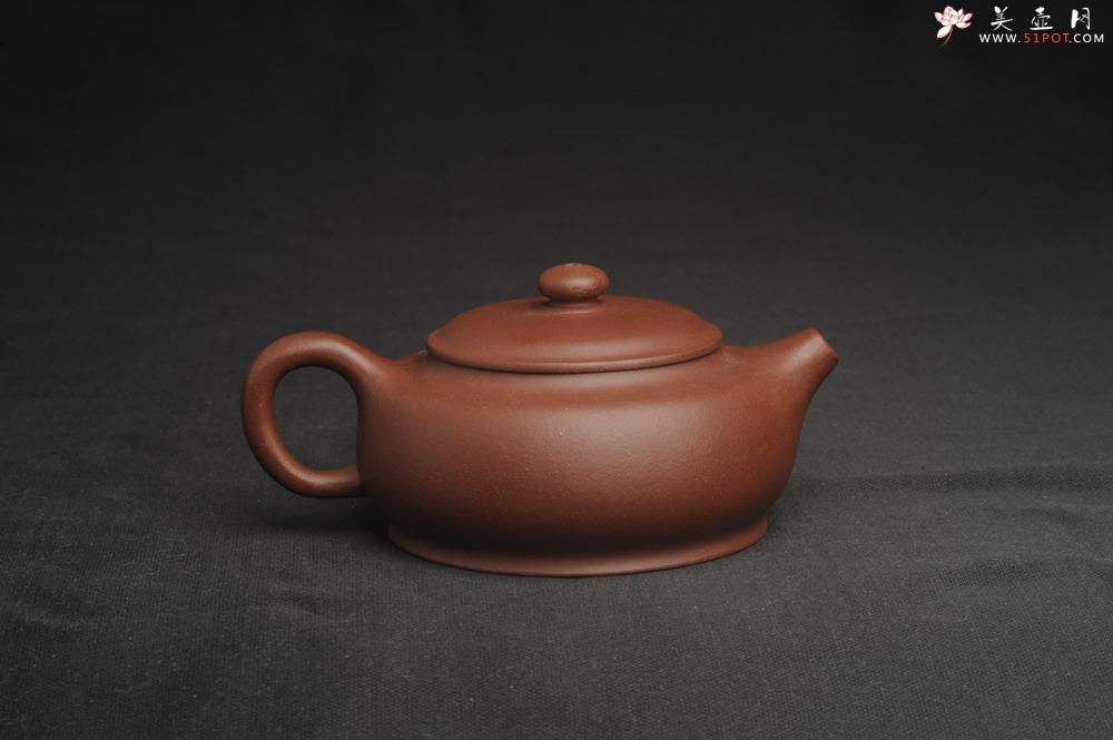 紫砂壶图片:美壶特惠 精致涌泉壶 茶人醉爱 - 宜兴紫砂壶网