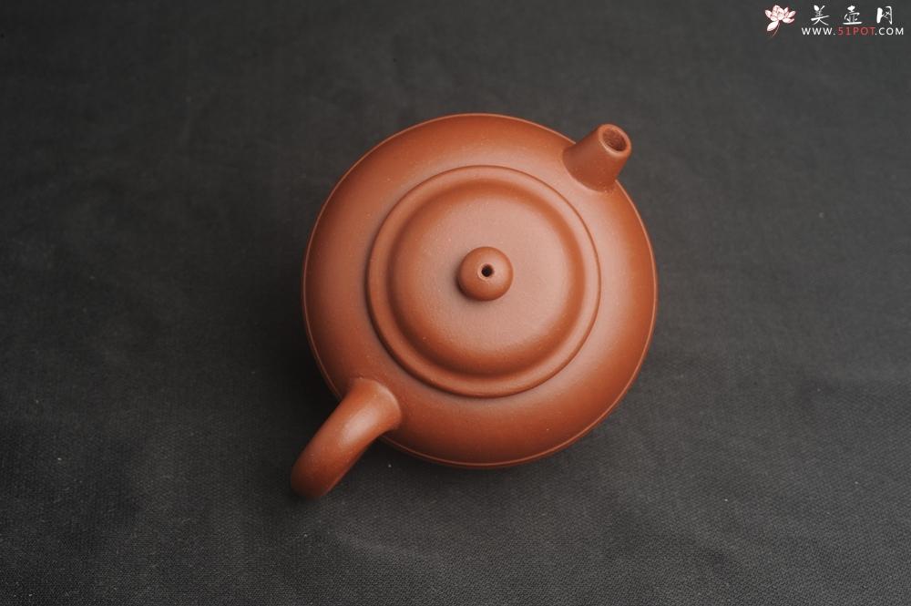 紫砂壶图片:美壶特惠 精致老清水泥腰线巨轮壶 茶人醉爱 - 宜兴紫砂壶网