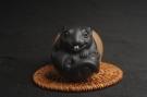 紫砂壶图片:美宠特惠 精致黑料  数(鼠)你最美 紫砂茶宠摆件  高6cm - 宜兴紫砂壶网