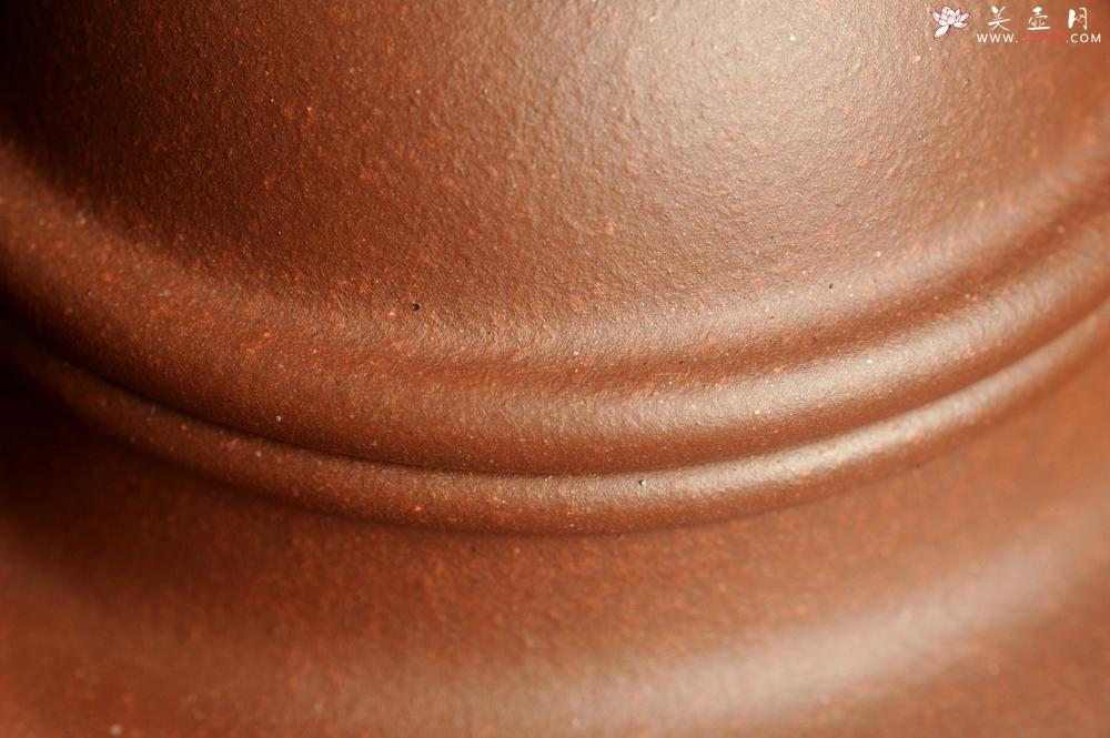 紫砂壶图片:油润底曹青 全手工寿珍掇球 深得老味 做工灰常好 请君细品 作品说话 - 宜兴紫砂壶网