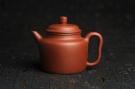 紫砂壶图片:美壶特惠 精致老清水泥高德中茶壶 茶人醉爱 - 宜兴紫砂壶网
