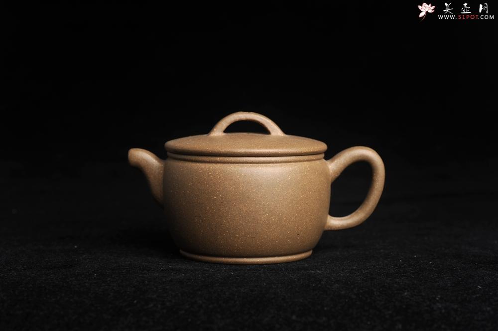 紫砂壶图片:,美壶特惠 精致青段汉瓦 茶人醉爱 - 宜兴紫砂壶网