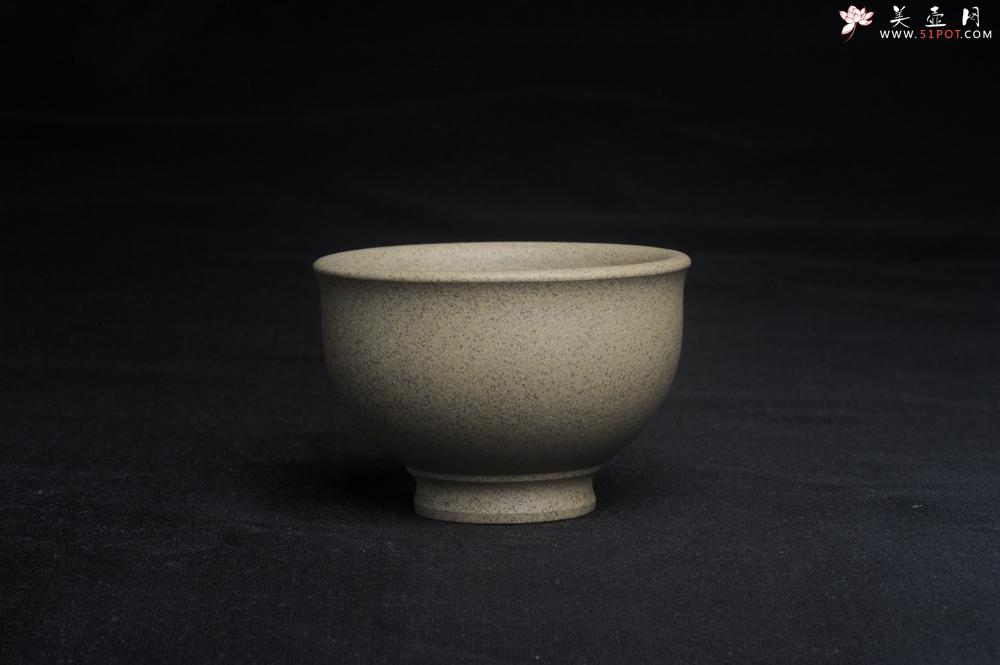 紫砂壶图片:美杯特惠 高温本山段泥 精致牛气冲天主人杯 高性价比 - 宜兴紫砂壶网