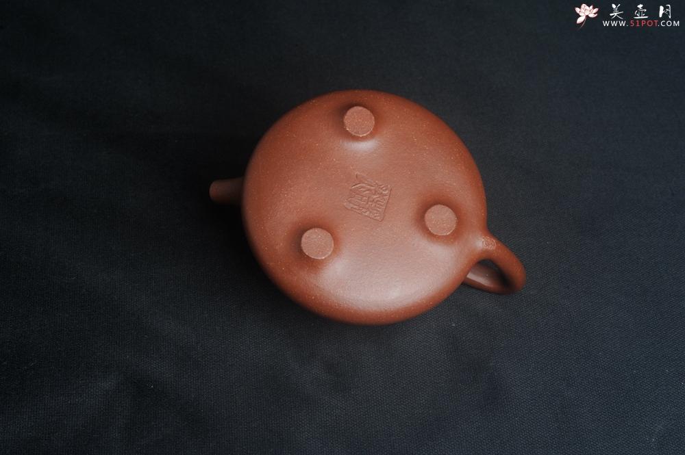 紫砂壶图片:美壶特惠 超精致特好降坡泥小品子冶石瓢 做工和泥料可以和千元作品pk - 宜兴紫砂壶网